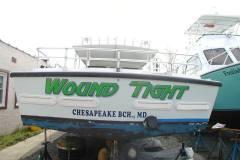 Boat Lettering & Logos