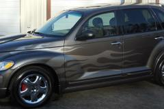 Personal Vehicle Graphics